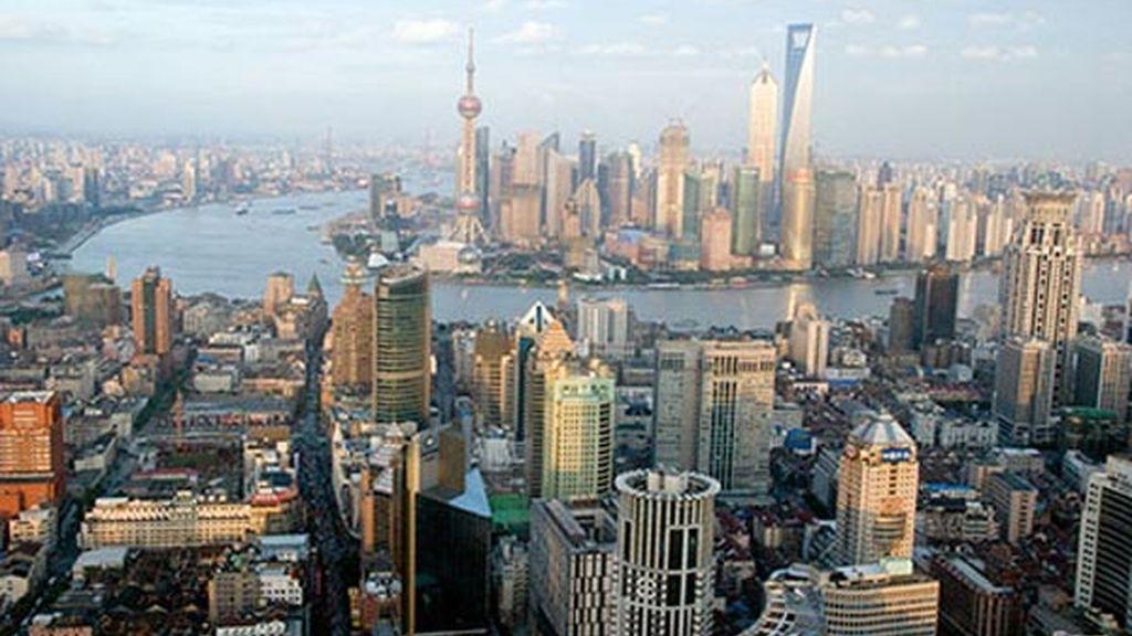 7. Shanghai (China) 14.987.000 habitantes