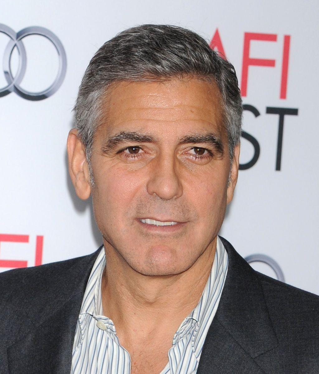 George Clooney, en Valencia