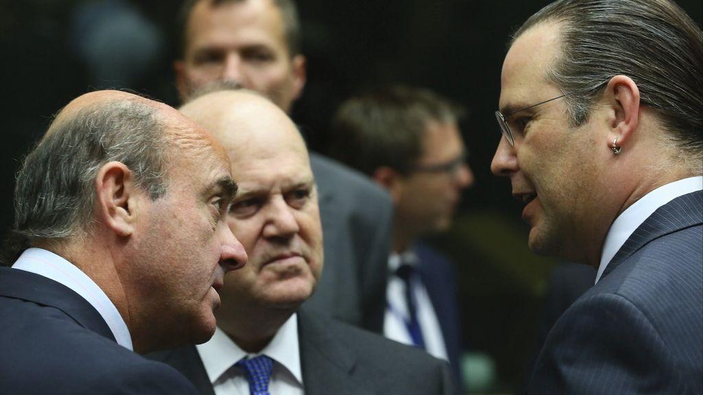 Reunión de ministros de Economía de la UE