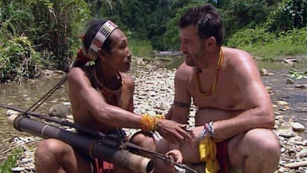 Promo Perdidos en la Tribu: ¿Habrá boda?
