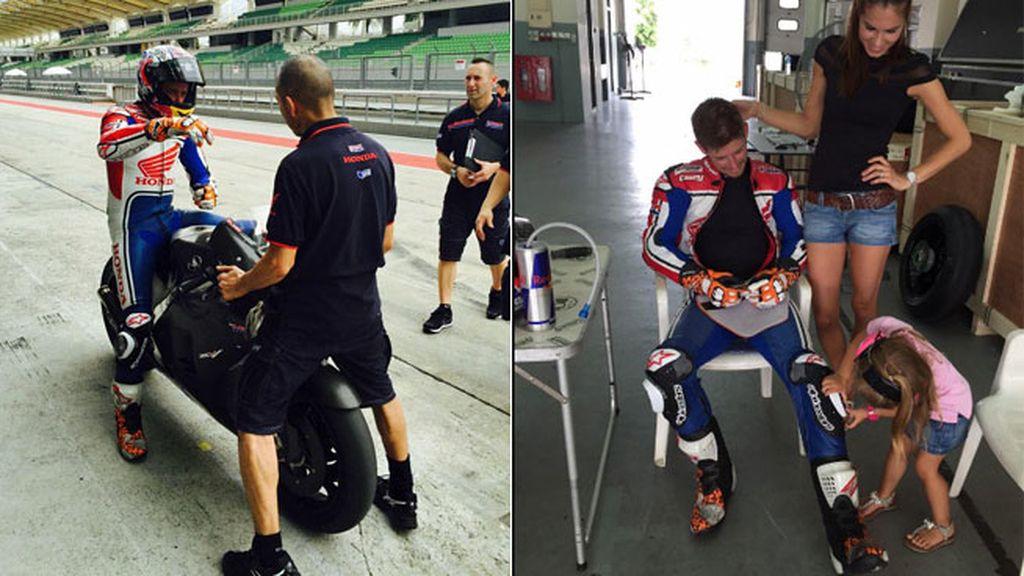 Casey Stoner, MotoGP, Sepang