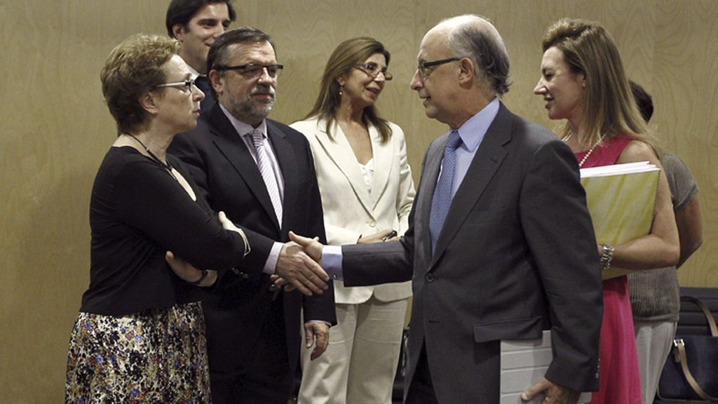 Andalucía se retira de la Reunión del Consejo de Política Fiscal y Financiera