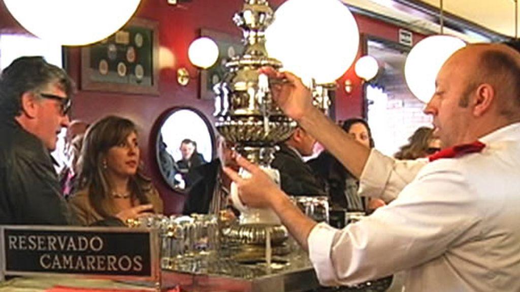 Bar en Goya