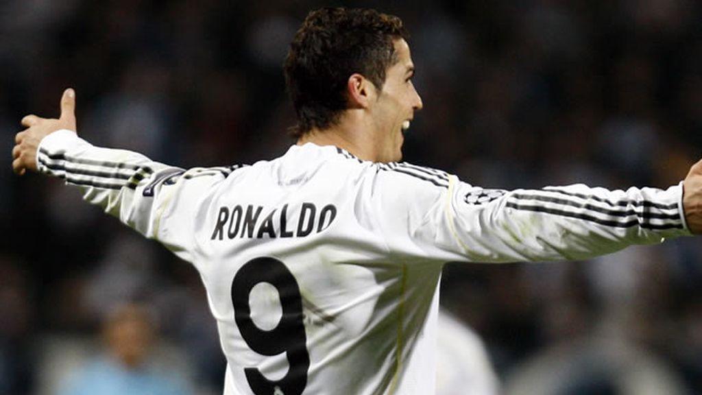 Cristiano da un aire diferente al juego del Madrid