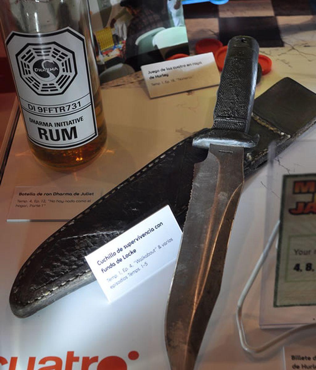 Cuchillo de Locke
