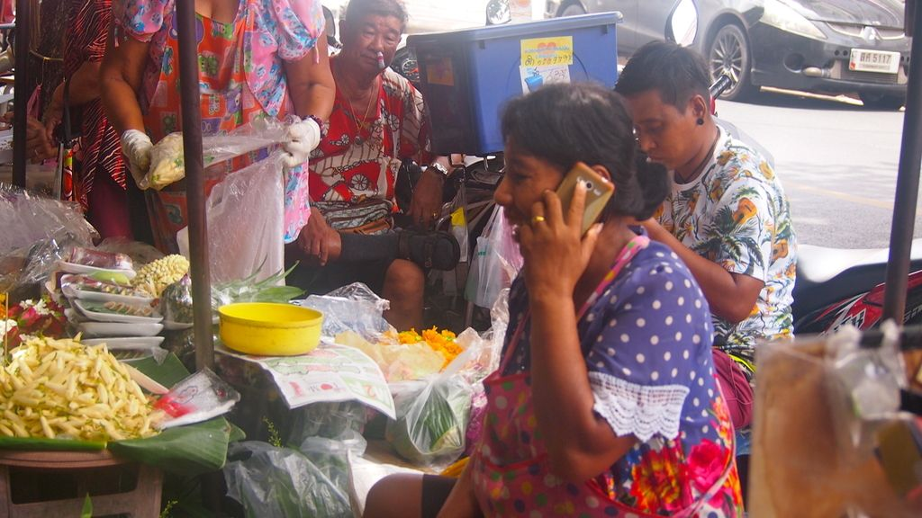 Vendiendo en la calle también con wifi