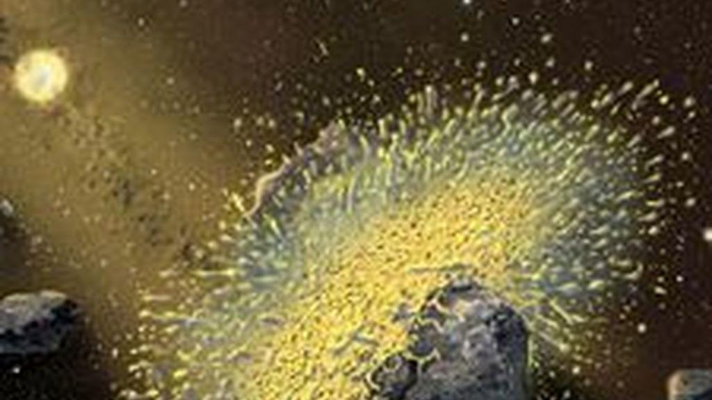 Un asteroide rozará la Tierra el martes