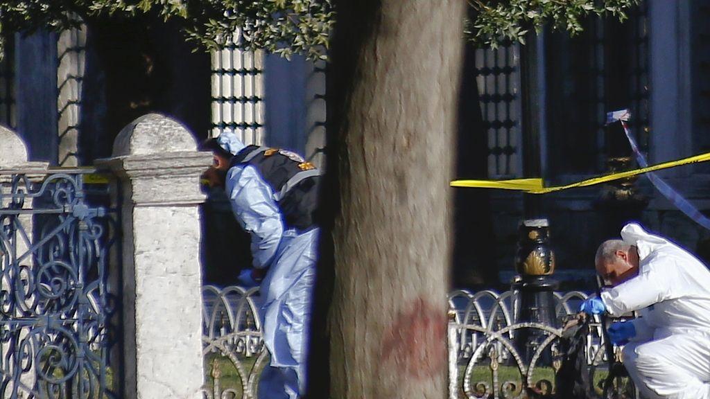Varios muertos en un atentado en suicida en Estambul
