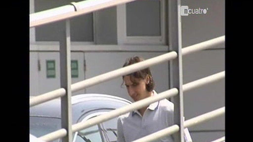 Ibrahimovic finalmente no pisará el Bernabéu