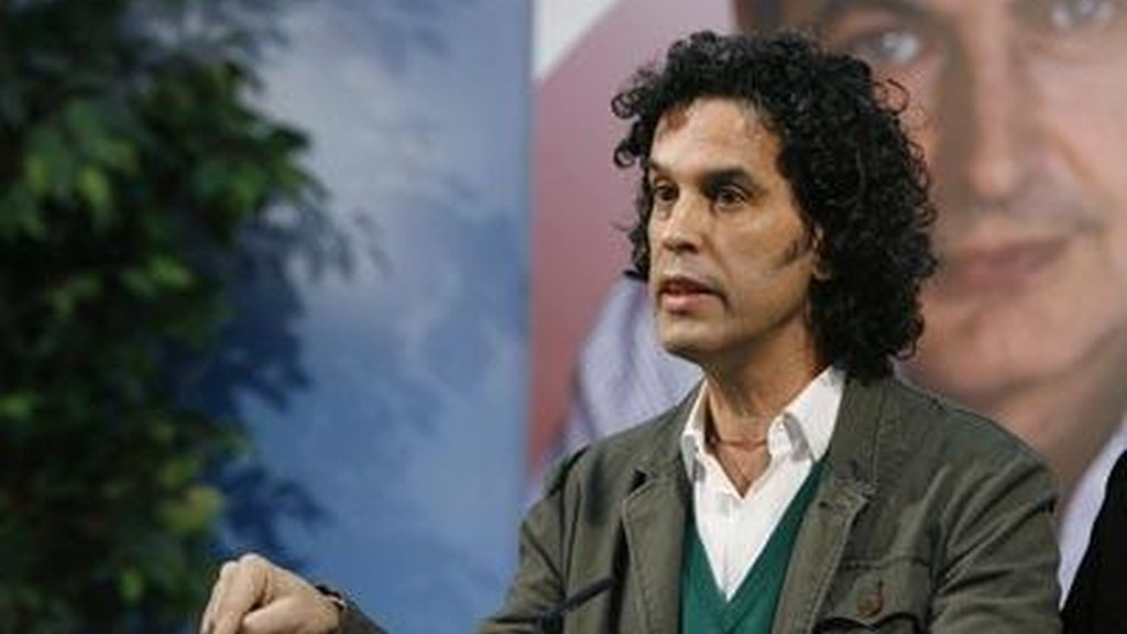 Pedro Zerolo, consejal socialista