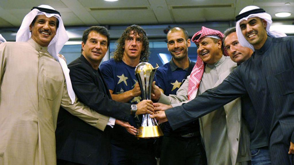 El Barcelona, campeón del Mundialito