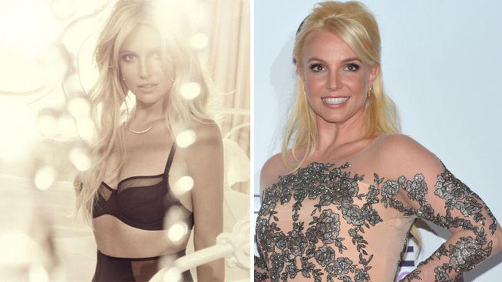 El debut de Britney Spears como diseñadora ¡de ropa interior!