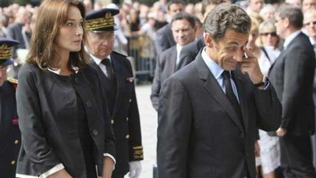 Duelo en París por la tragedia del avión de Air France