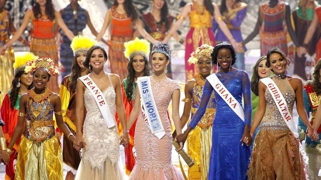 La filipina Megan Young se corona 'Miss Mundo'