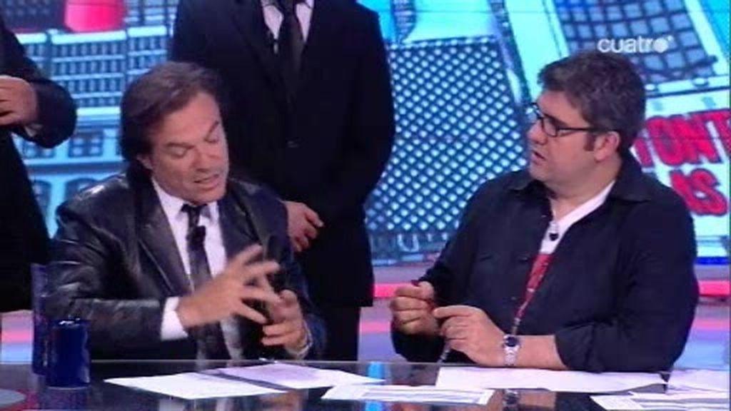 Pepe Navarro confiesa su gran secreto a Flo