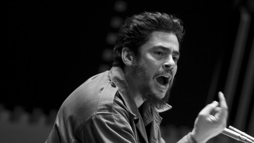 Benicio del Toro en 'Che, el argentino'