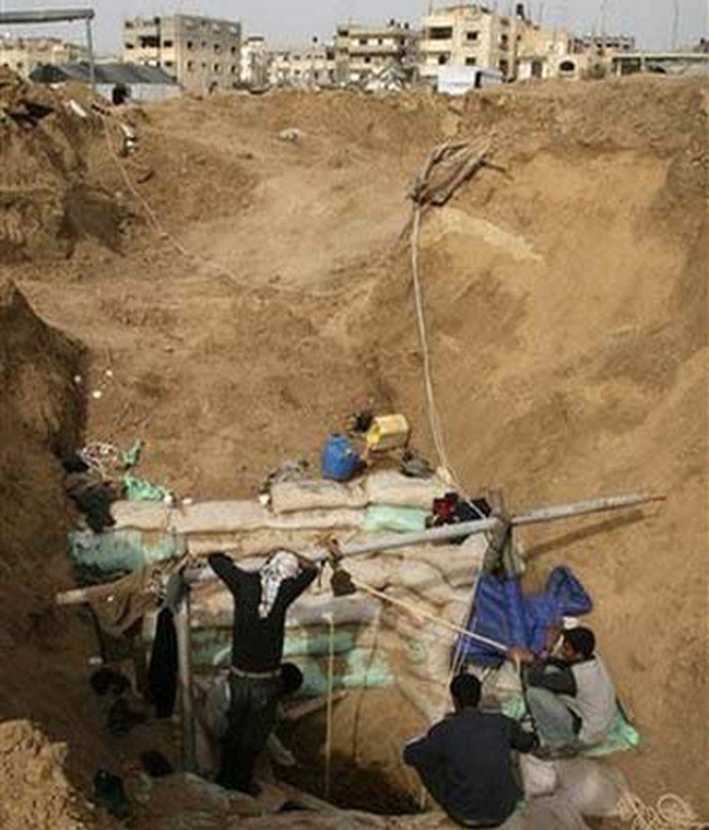 Israel bombardea los túneles de Rafah a pesar de la tregua