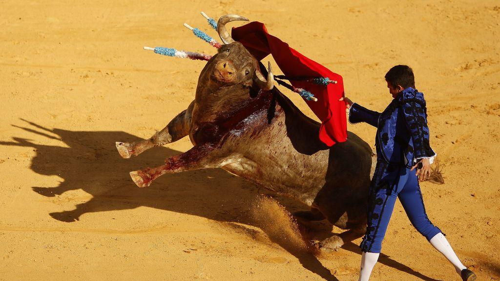 Tarde de toros en Ronda