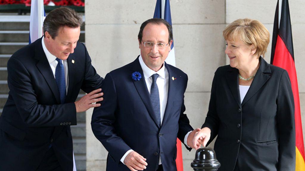 Reino Unido, Francia y Alemania respaldan nuevas sanciones contra Rusia