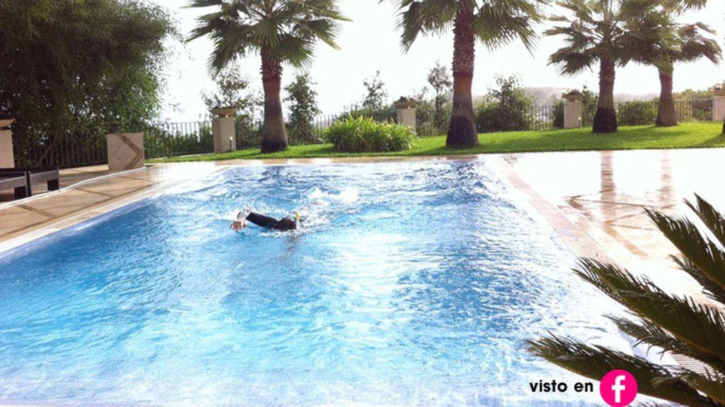 La piscina, imprescindible en la rehabilitación