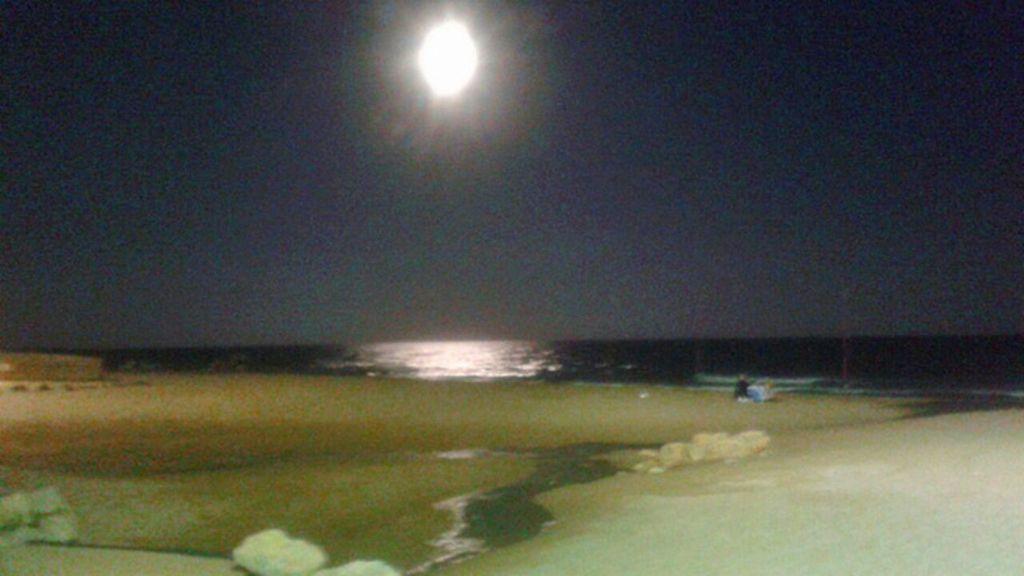 Alicia Sanvisens escoge este relajante lugar cerca del mar como su 'punto d'