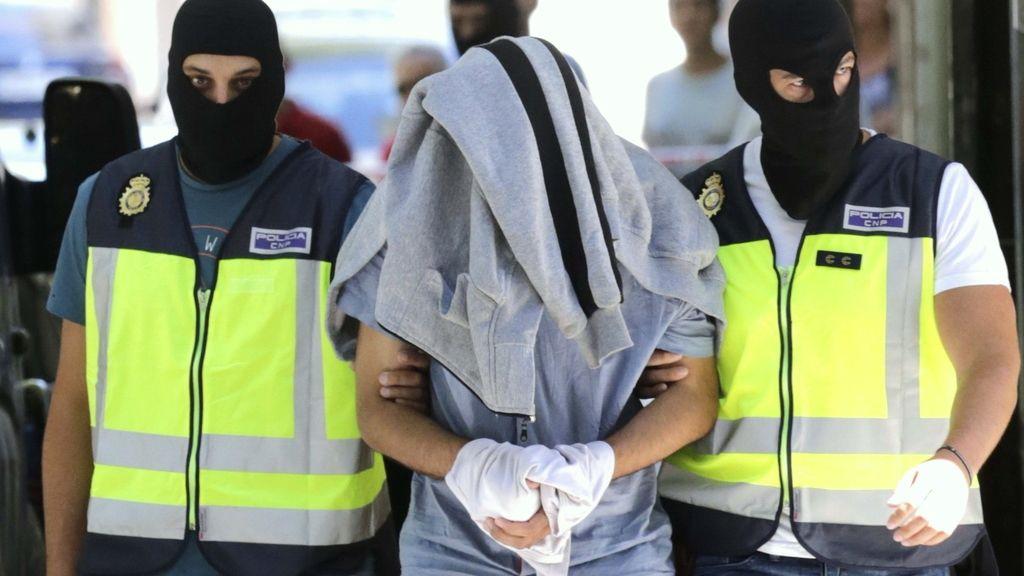 Detenido un presunto yihadista en San Martín de la Vega