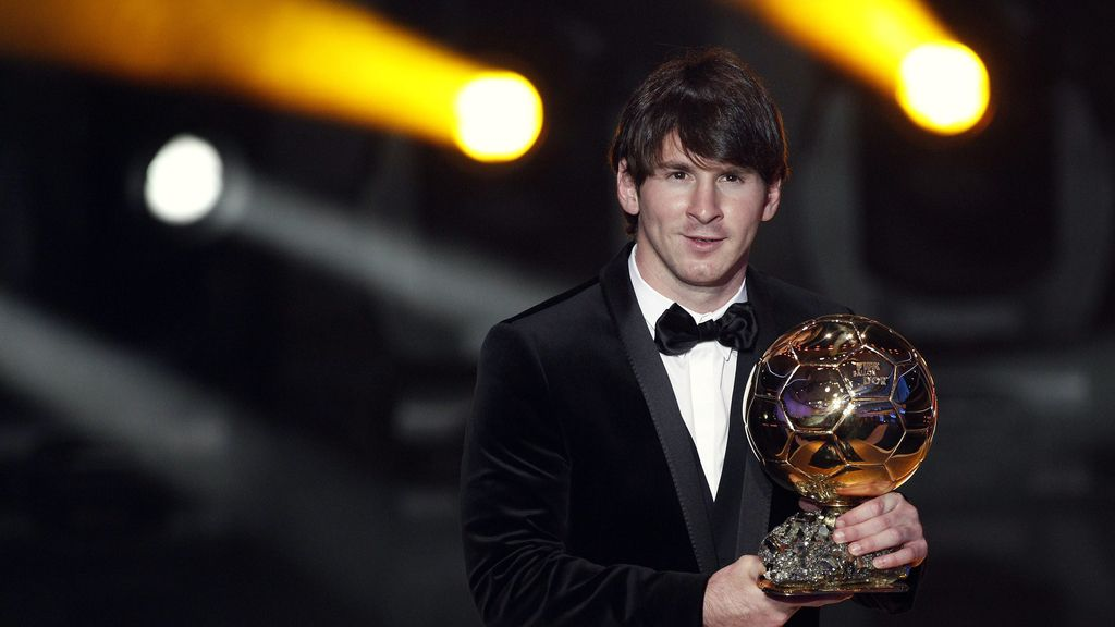 Leo Messi, Balon de Oro
