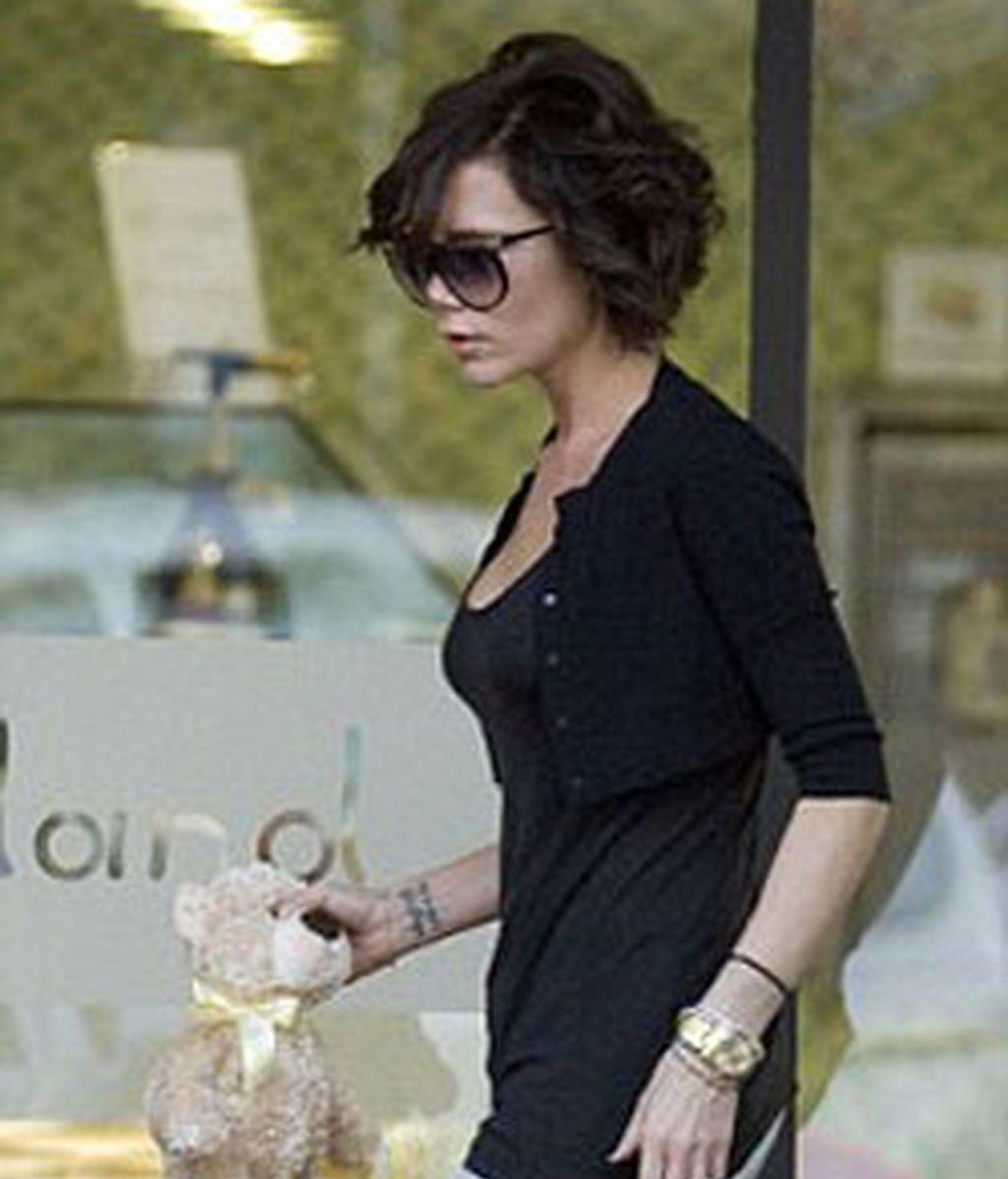Victoria Beckham, en apuros con su hijo Cruz