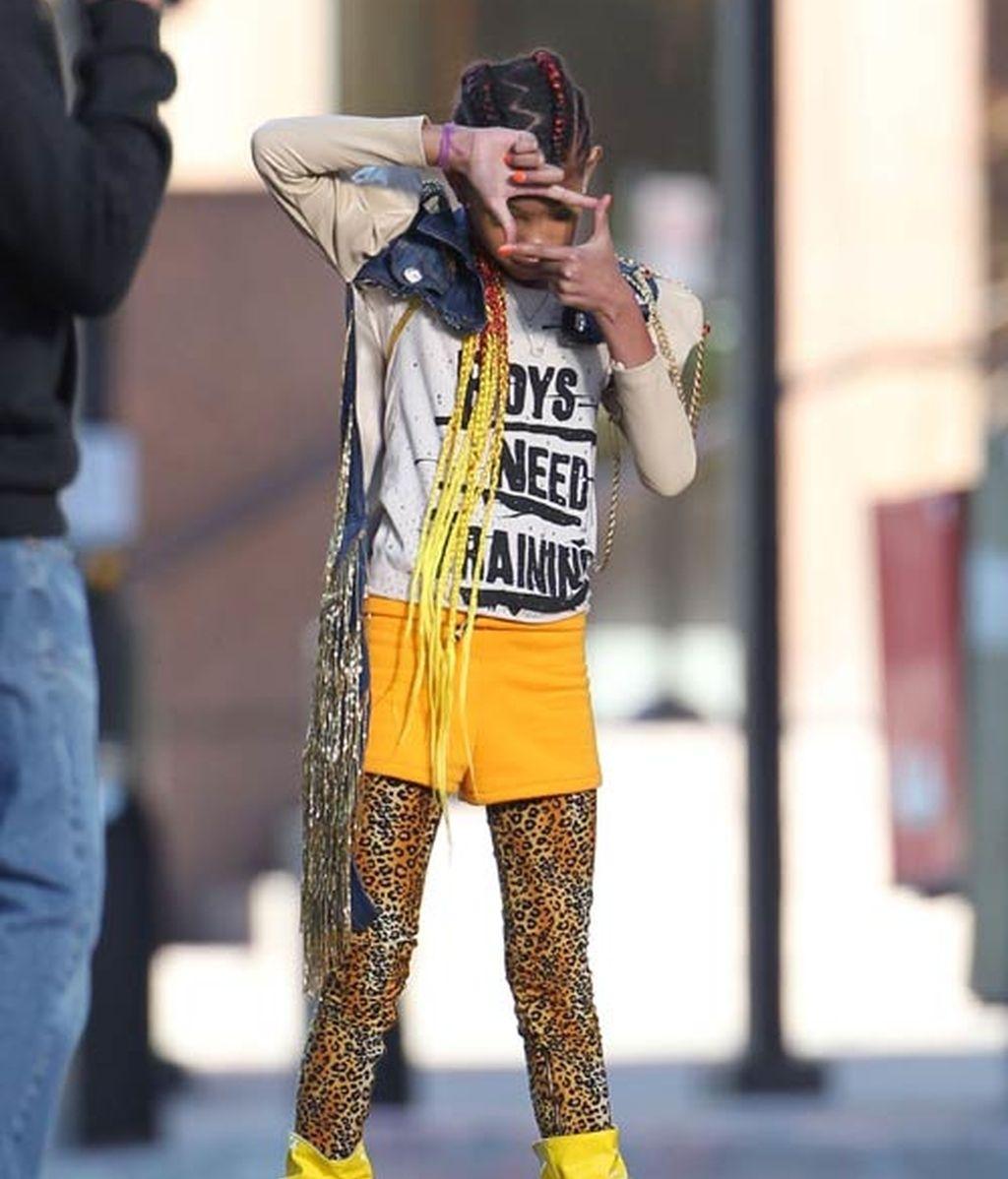El estilismo imposible de Willow Smith en su nuevo videoclip