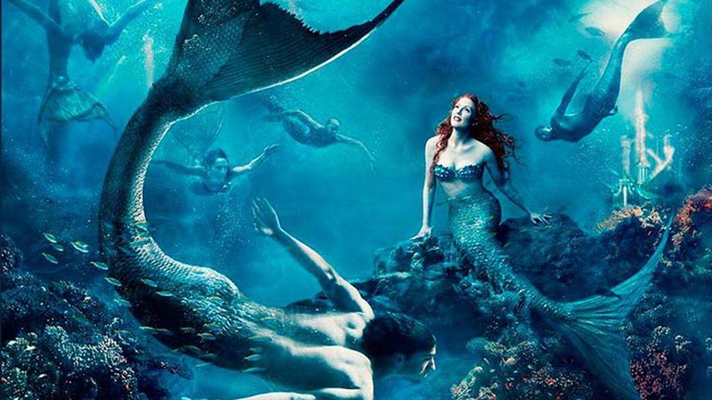 Julianne Moore es Ariel