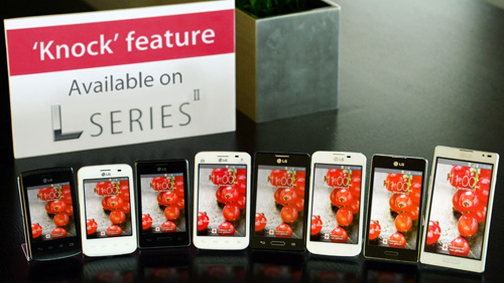 LG adoptará la función de doble toque de bloqueo en sus nuevos dispositivos