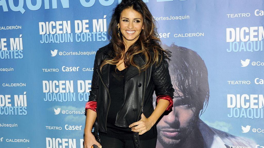 Mónica Cruz, embarazada