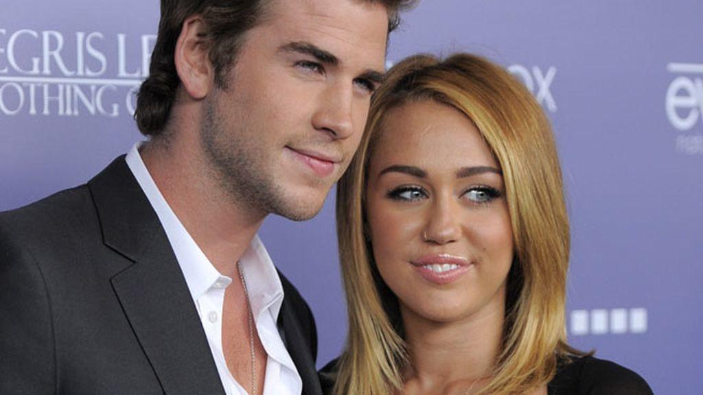 Miam (Miley Cyrus y Liam Hemsworth)