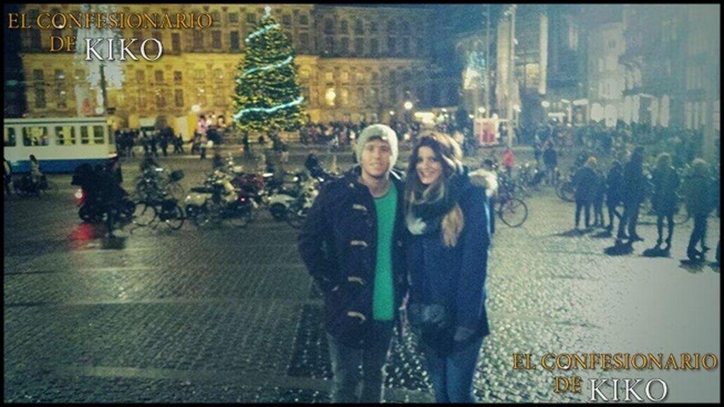 Romántico viaje navideño