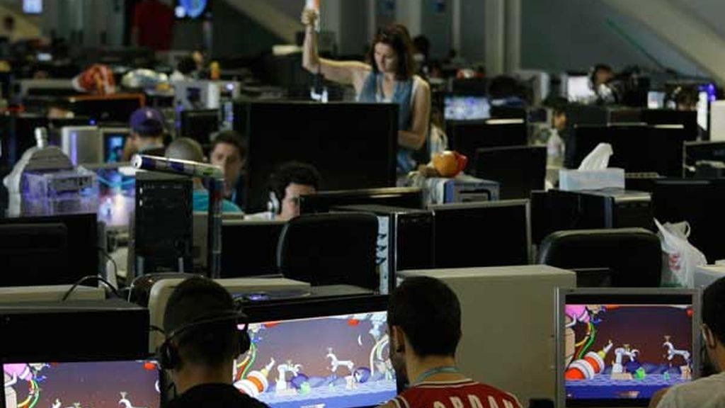 Termina la XV edición de la Campus Party. Foto: Reuters