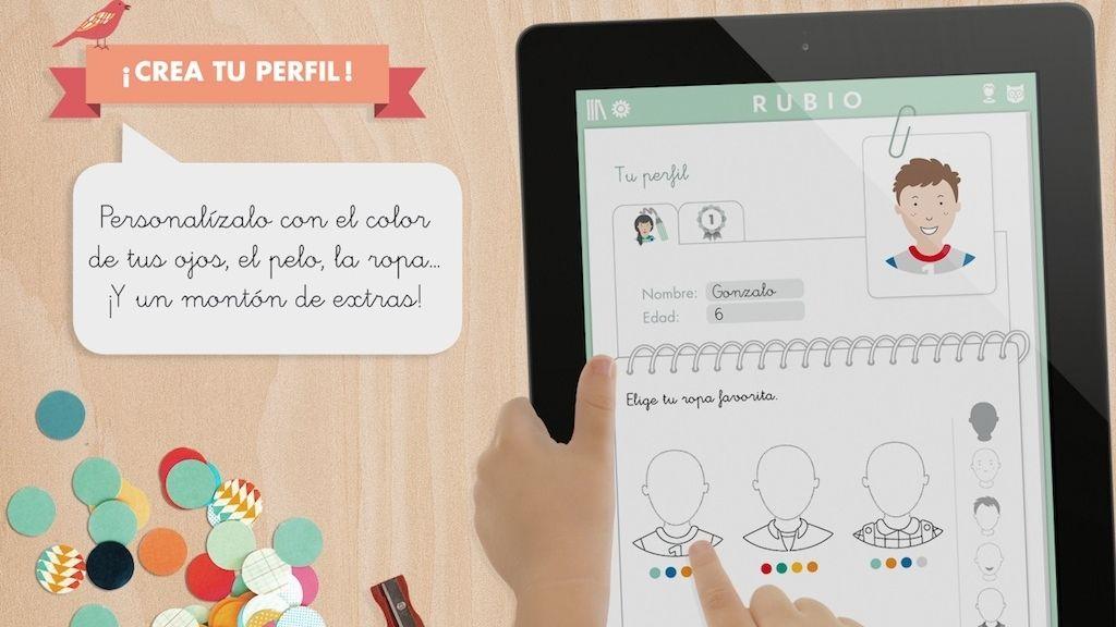 Cuadernos Rubio,llegan,Android,matemáticas,tablet