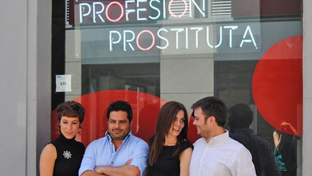 Autores de Callejeros: Profesión, prostituta