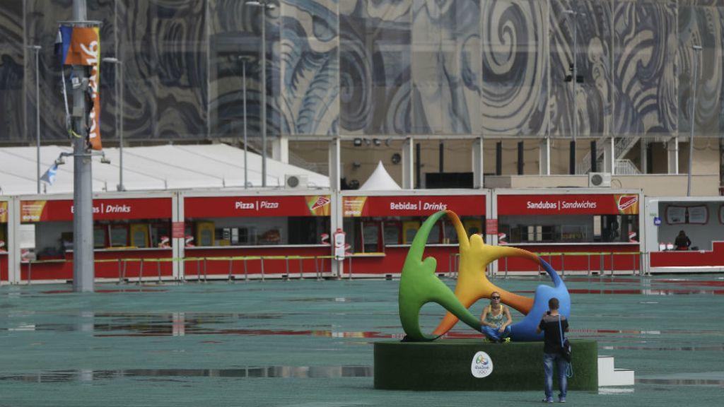 La desolación de Río tras los Juegos Olímpicos (23/08/2016)