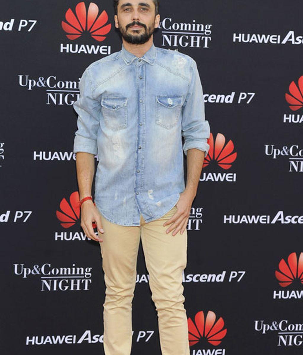 Canco Rodríguez, el actor de 'Aída'