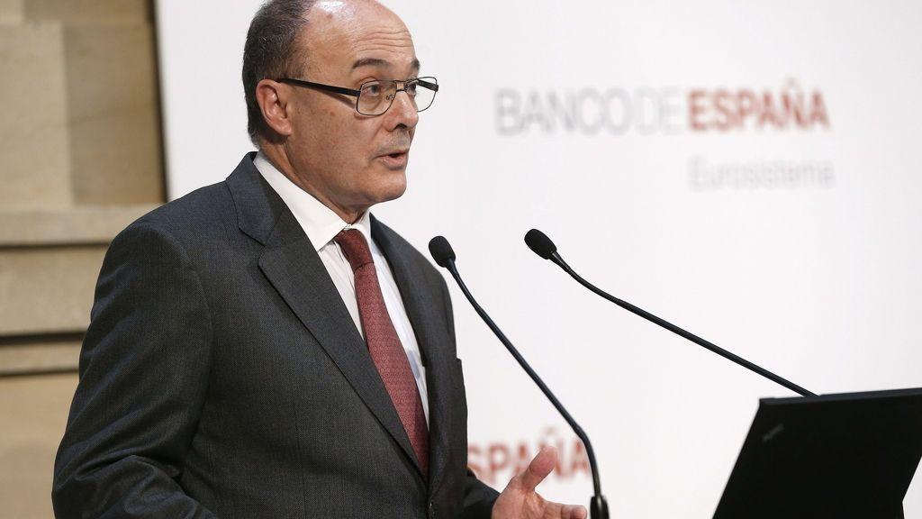 El gobernador del Banco de España, Luis María Linde. Foto: EFE