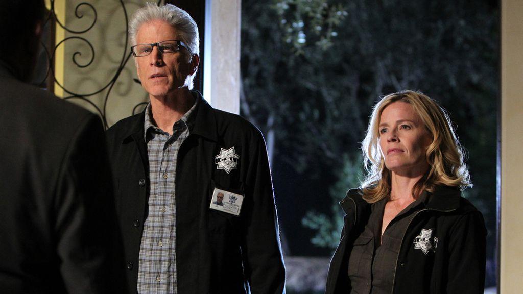 Ted Danson y Elisabeth Sue se suman al equipo de forenses de C.S.I.