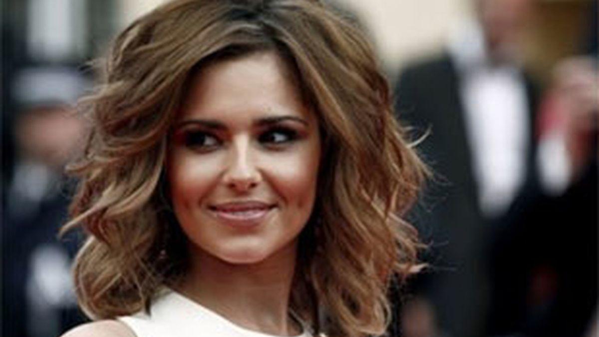 Cheryl Cole en el Festival de Cannes el pasado mes de mayo. Foto: AP