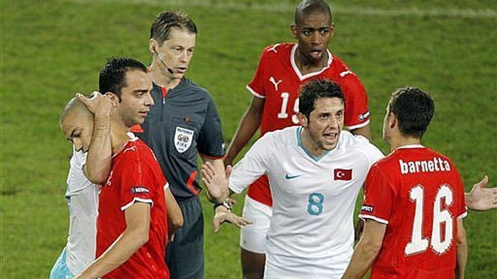 Suiza-Turquía (1-2)
