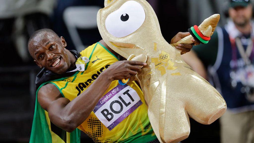 El mundo se rinde a Usain Bolt