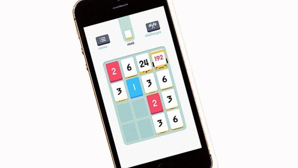 Threes!, el juego del año para iPhone