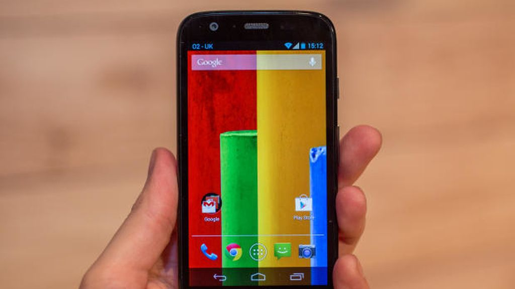 Moto G, Motorola
