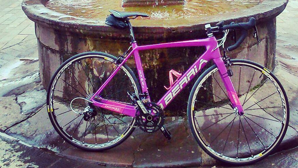 Mireia Puigibert escoge su ideal bicicleta como su 'punto d'