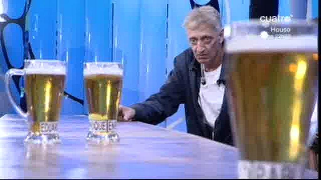 Así se 'tiran' las cervezas