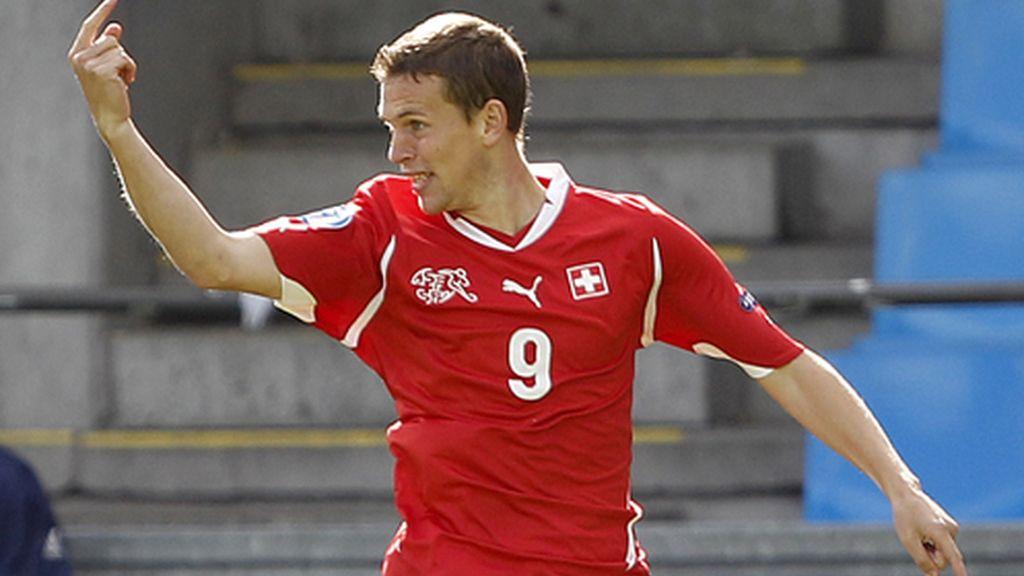 Suiza en semifinales