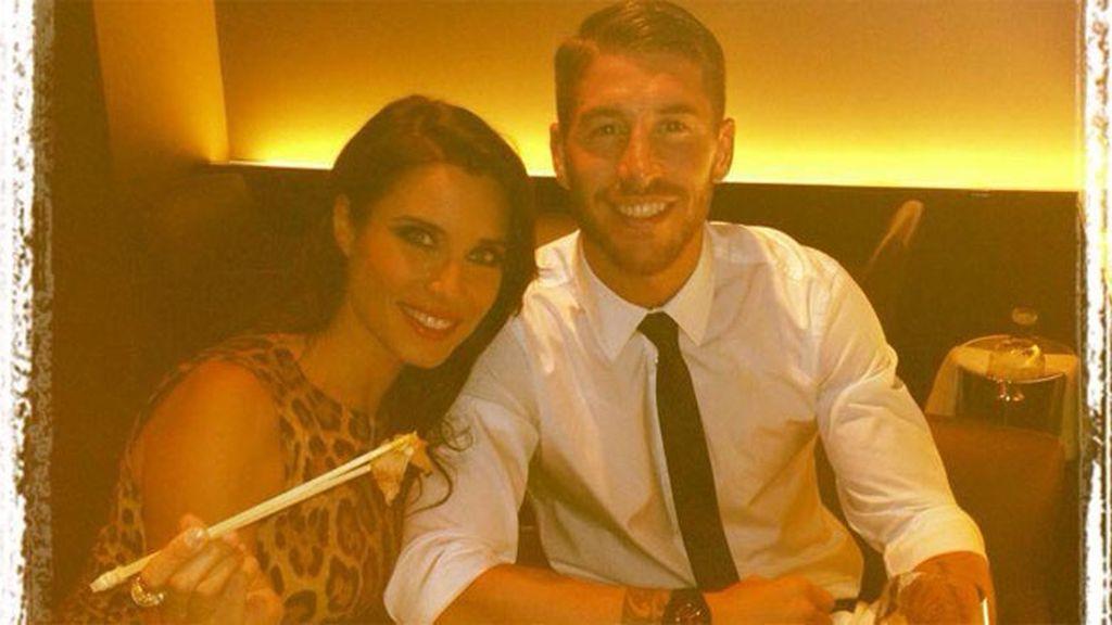 Sergio Ramos en Twitter